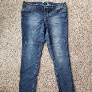 Ariya Jeans - Ariya Jean's soft and sassy Skinny Jeggings